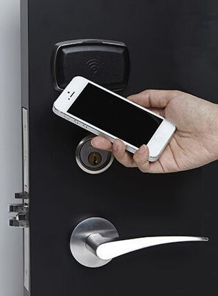 Electronic Lock Sets With Mobile and BLE Access